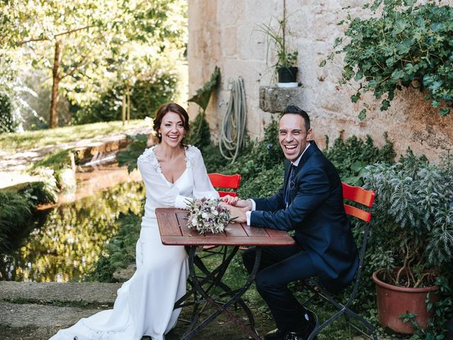 La boda de Oscar y Laura en Santiago De Compostela, A Coruña 146