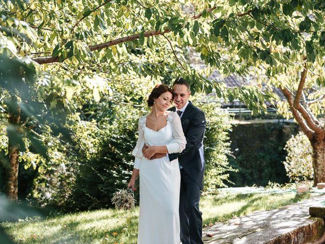 La boda de Oscar y Laura en Santiago De Compostela, A Coruña 151