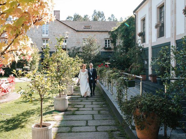 La boda de Oscar y Laura en Santiago De Compostela, A Coruña 154