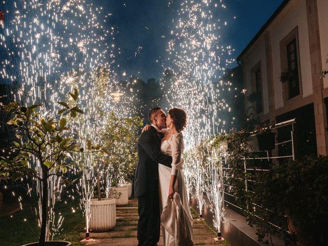 La boda de Oscar y Laura en Santiago De Compostela, A Coruña 164