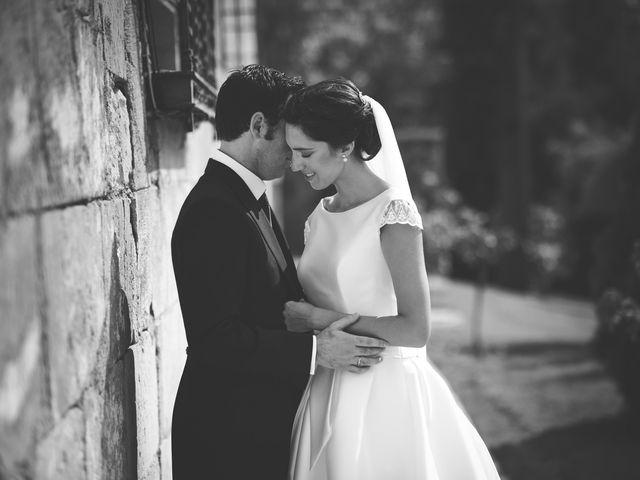 La boda de Cristina y Ángel