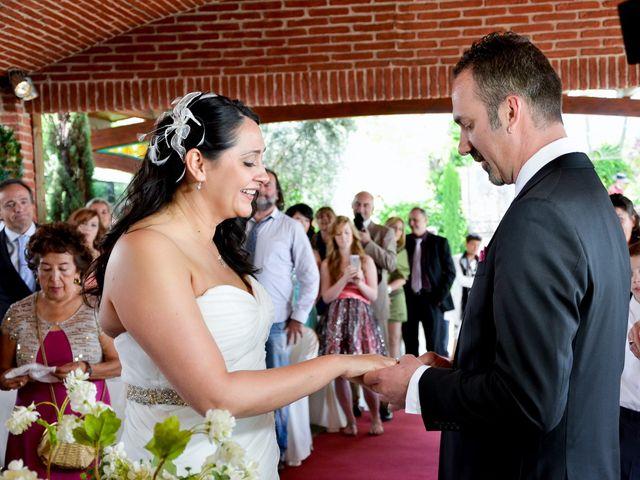 La boda de Tammy y Alberto