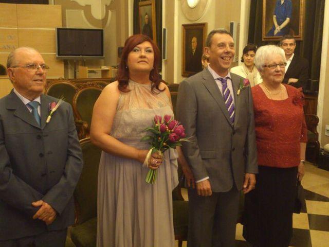 La boda de Inma y Emilio en Castelló/castellón De La Plana, Castellón 1