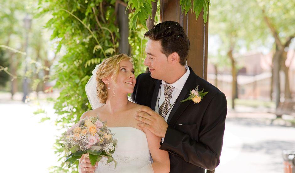 La boda de Laura y Cristian en Illescas, Toledo
