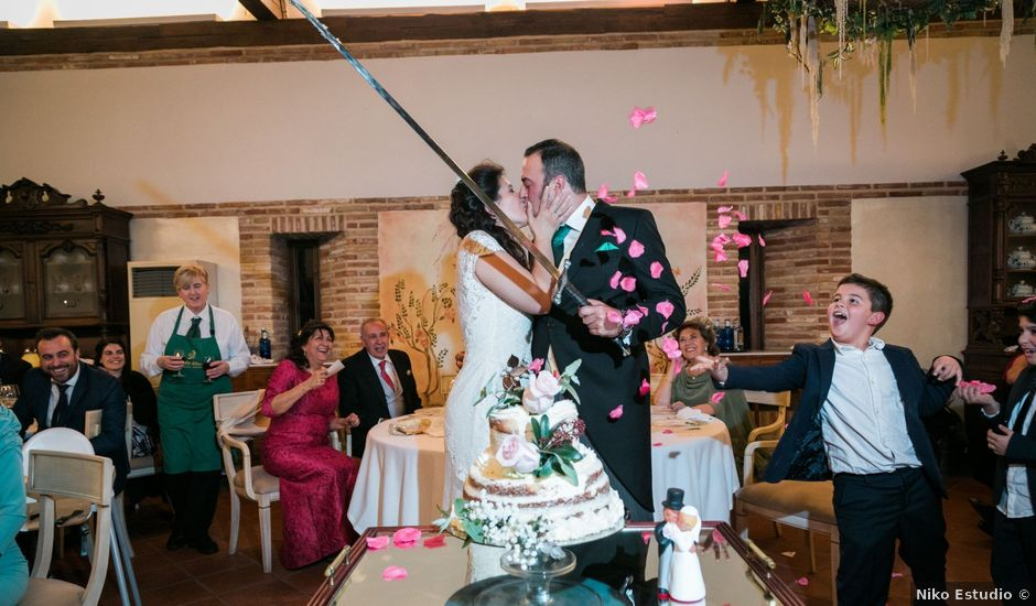 La boda de Gonzalo y Ana en Toledo, Toledo