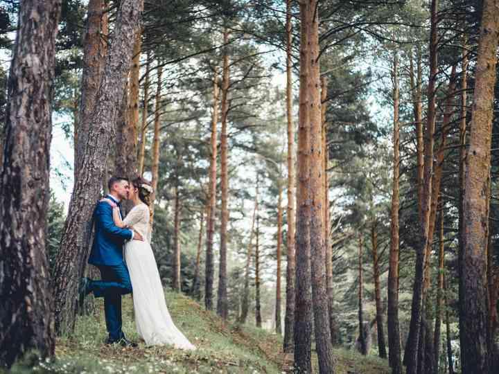 La boda de Adriana y Carlos