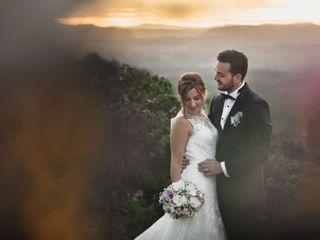La boda de Esther y Angel