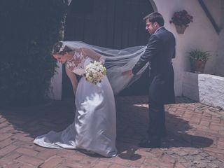 La boda de Rocío y Javi