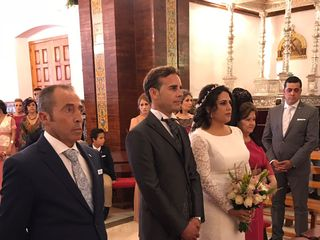 La boda de Beatriz  y Juan  Miguel  2
