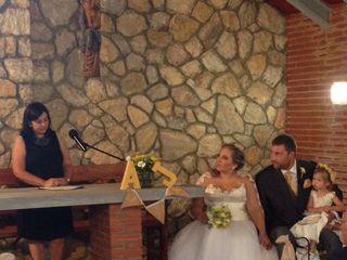 La boda de Alba Fernandez Llort y Jordi Sagristà Isern