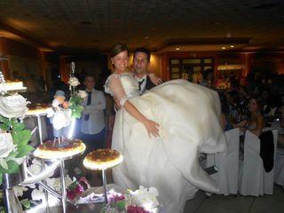 La boda de Vicente  y Cassandra