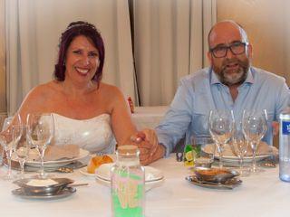 La boda de Geles y Alfre