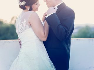 La boda de Elisa y Borja