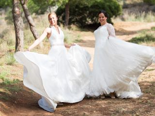 La boda de Lorena y Olga