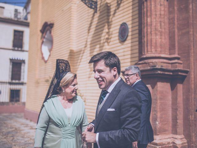 La boda de Javi y Rocío en Sevilla, Sevilla 17