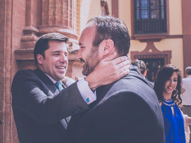 La boda de Javi y Rocío en Sevilla, Sevilla 19