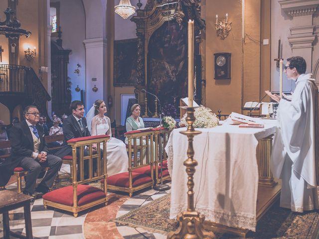 La boda de Javi y Rocío en Sevilla, Sevilla 27