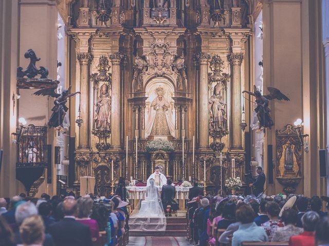 La boda de Javi y Rocío en Sevilla, Sevilla 28