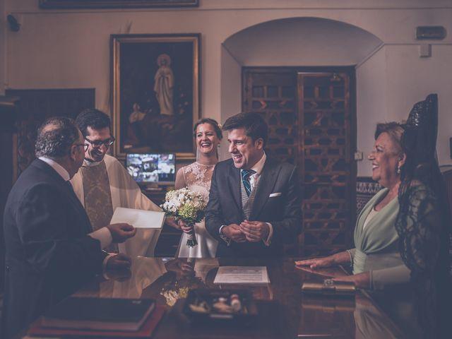 La boda de Javi y Rocío en Sevilla, Sevilla 34