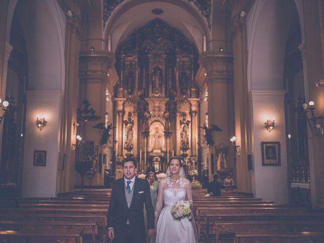 La boda de Javi y Rocío en Sevilla, Sevilla 35