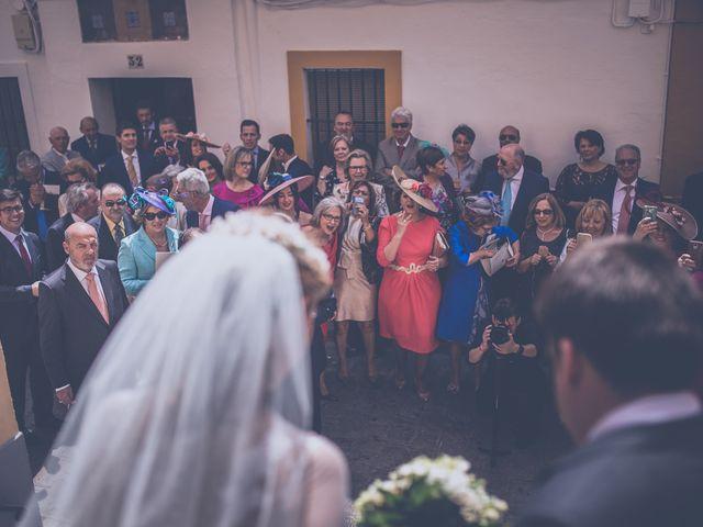 La boda de Javi y Rocío en Sevilla, Sevilla 39