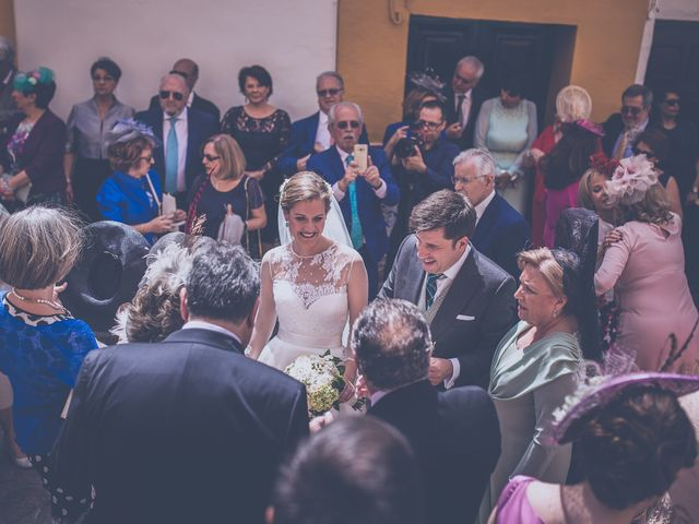 La boda de Javi y Rocío en Sevilla, Sevilla 41