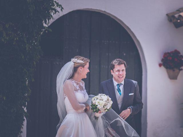 La boda de Javi y Rocío en Sevilla, Sevilla 43