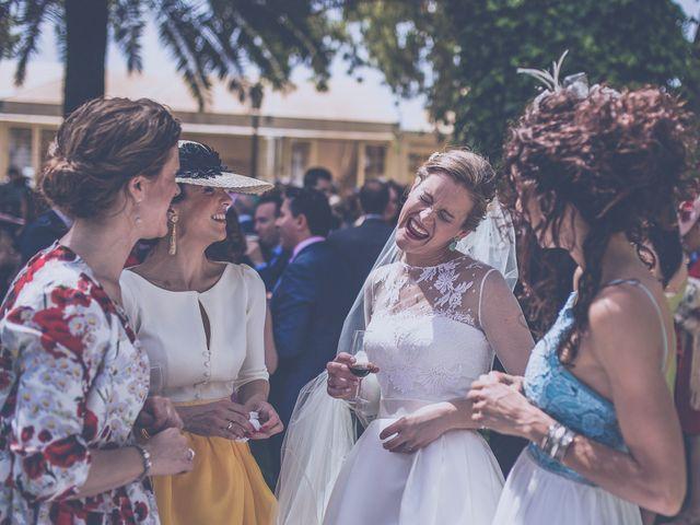 La boda de Javi y Rocío en Sevilla, Sevilla 52