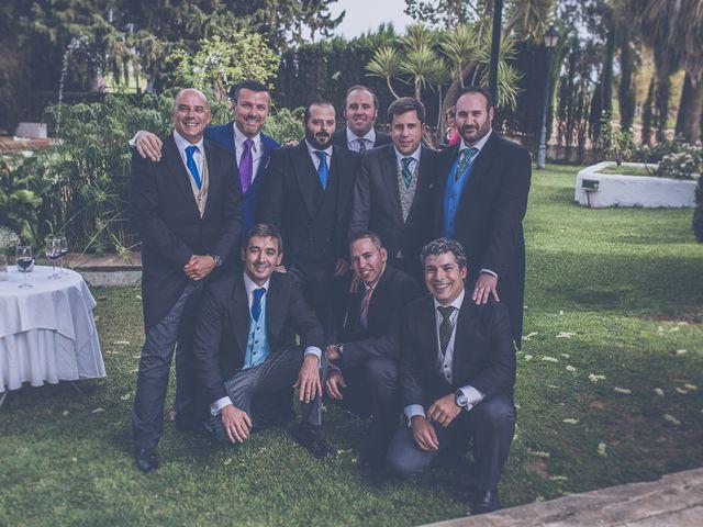 La boda de Javi y Rocío en Sevilla, Sevilla 59