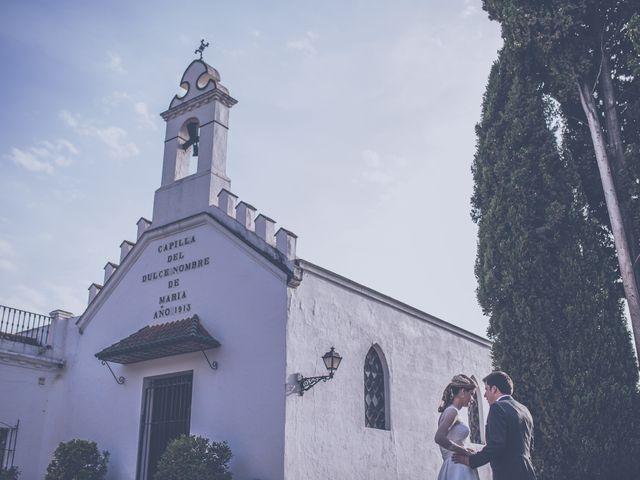 La boda de Javi y Rocío en Sevilla, Sevilla 2