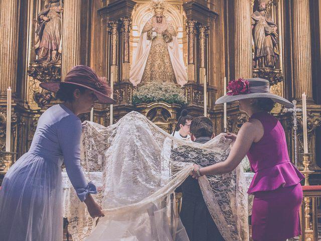 La boda de Javi y Rocío en Sevilla, Sevilla 91