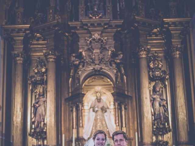 La boda de Javi y Rocío en Sevilla, Sevilla 94
