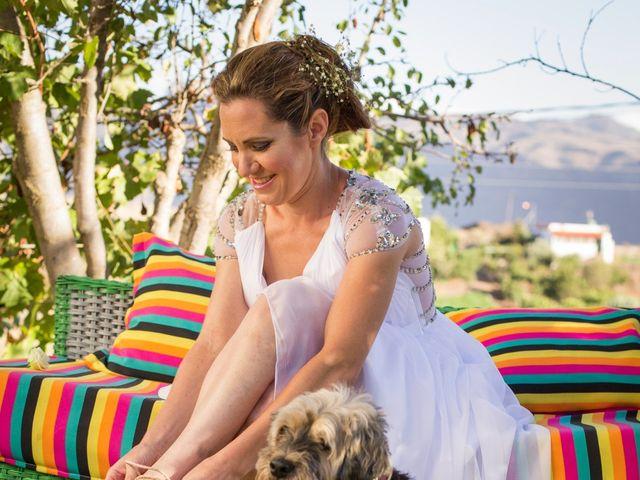 La boda de Eduardo y Dunia en Las Palmas De Gran Canaria, Las Palmas 12
