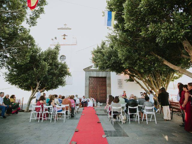La boda de Eduardo y Dunia en Las Palmas De Gran Canaria, Las Palmas 16