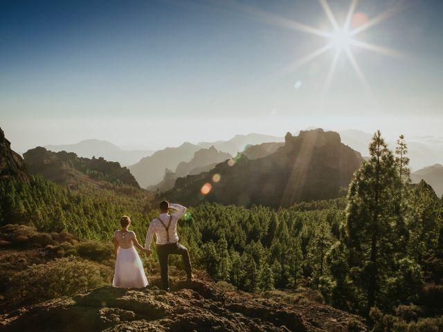 La boda de Eduardo y Dunia en Las Palmas De Gran Canaria, Las Palmas 37