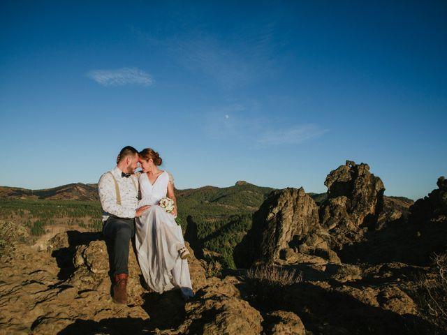 La boda de Eduardo y Dunia en Las Palmas De Gran Canaria, Las Palmas 40