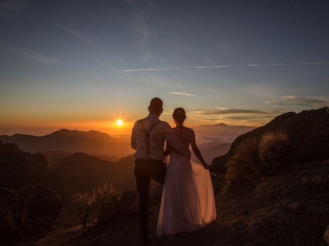 La boda de Eduardo y Dunia en Las Palmas De Gran Canaria, Las Palmas 1