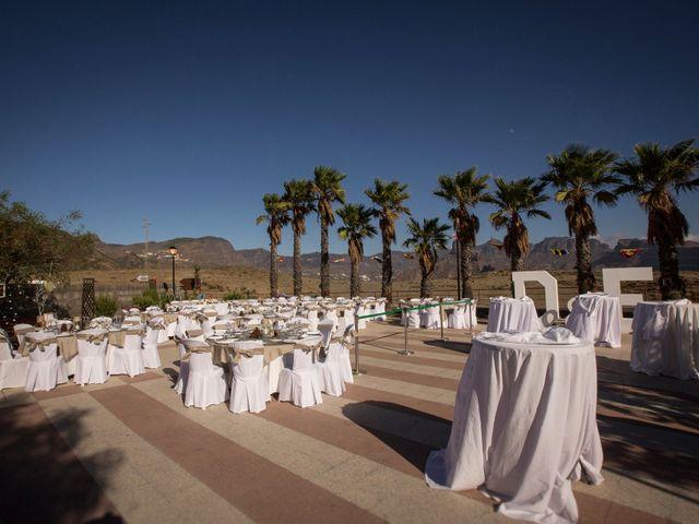 La boda de Eduardo y Dunia en Las Palmas De Gran Canaria, Las Palmas 24