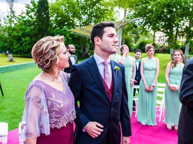 La boda de Daniel y Mª Paz en Murcia, Murcia 1