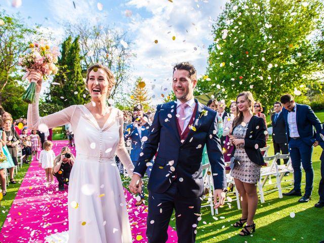 La boda de Mª Paz y Daniel
