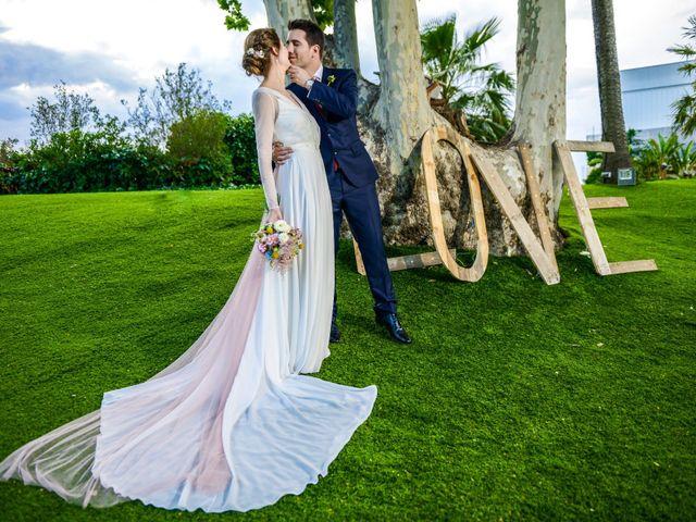 La boda de Daniel y Mª Paz en Murcia, Murcia 8