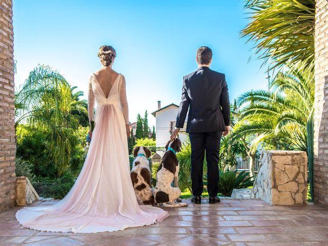 La boda de Daniel y Mª Paz en Murcia, Murcia 16