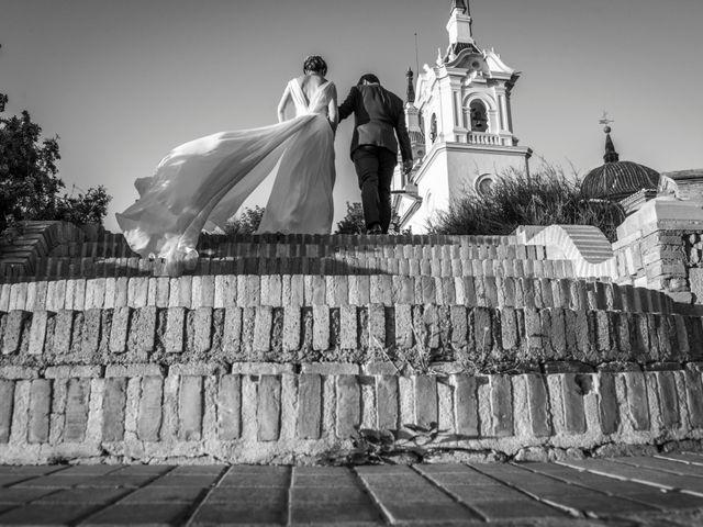 La boda de Daniel y Mª Paz en Murcia, Murcia 20