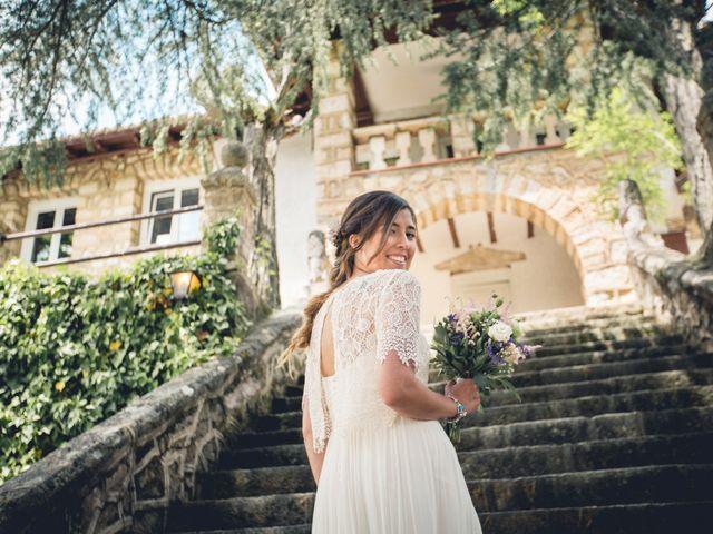 La boda de Carlos y Adriana en Rascafria, Madrid 4