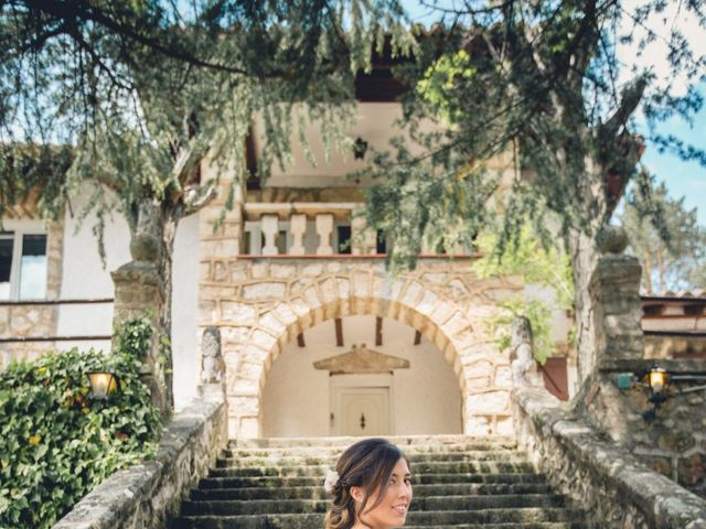 La boda de Carlos y Adriana en Rascafria, Madrid 5