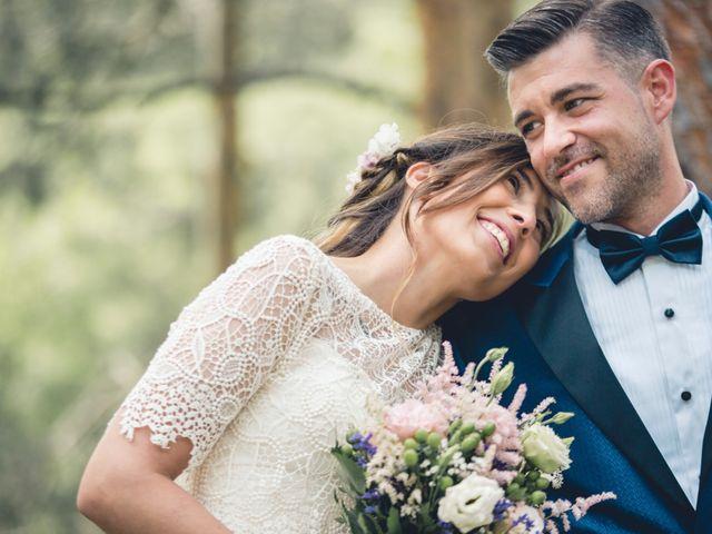 La boda de Carlos y Adriana en Rascafria, Madrid 12