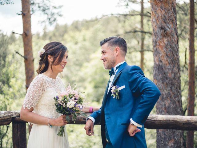 La boda de Carlos y Adriana en Rascafria, Madrid 13