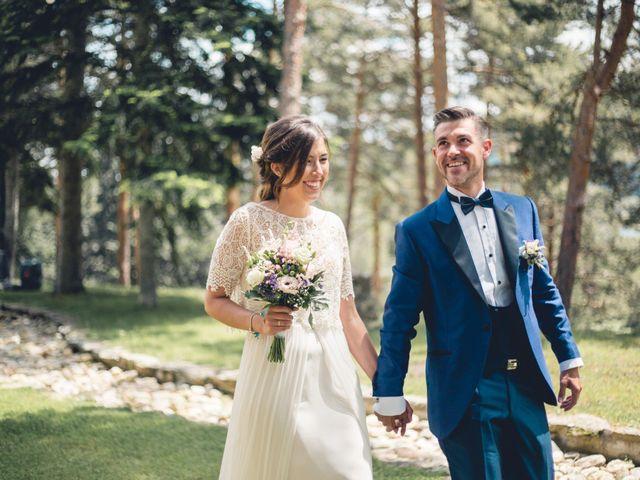 La boda de Carlos y Adriana en Rascafria, Madrid 14