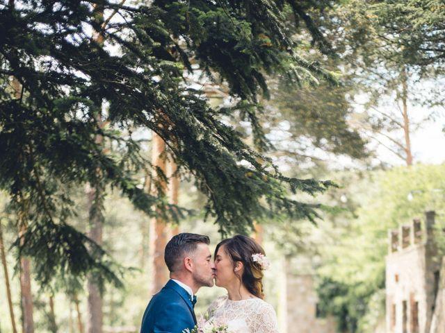 La boda de Carlos y Adriana en Rascafria, Madrid 16