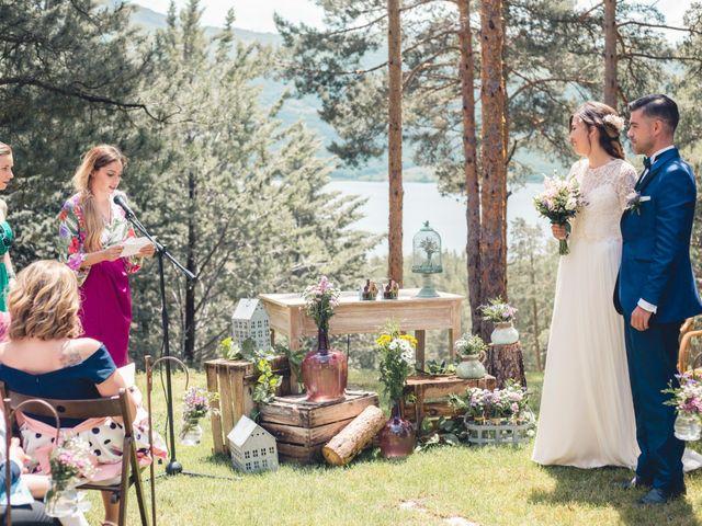 La boda de Carlos y Adriana en Rascafria, Madrid 7